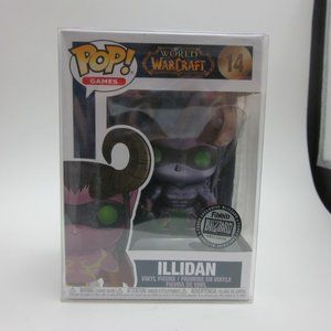 World of Warcraft Illidan Exclusive Funko